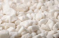 Organic lump sugar