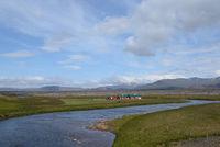 Häuser auf Island
