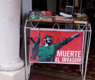 Buchhandlung in Havanna,Kuba