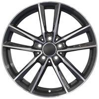 Racing Aluminum Wheel Cutout