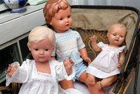 historische Puppen