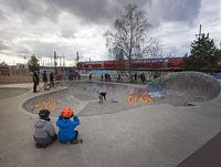 Freizeitpark in Berlin