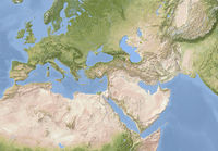 Europe, North Africa and Near East