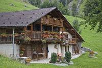 Bauernhaus in Savoyen