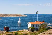 Summer Idyll at the Swedish west coast