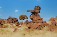 Namibia, Keetmanshoop, Felsen, Rocks