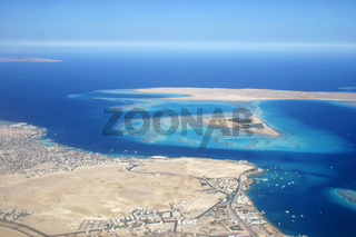 Giftun Island, Hurghada, Ägypten