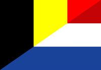 belgium netherland flag