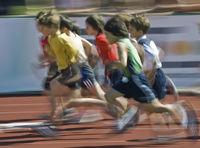 600m-Lauf Schüler