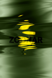 abstract background with yellow elements