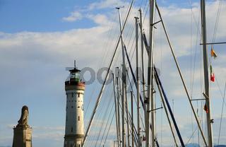 Lindau - Hafen