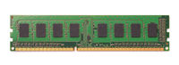 Top view of computer RAM module