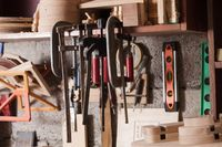 Set of locksmith tools