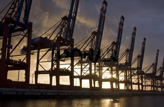 Hamburger Hafen, Deutschland