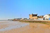 Essaouira - Turm Hafenfestung Marokko.jpg