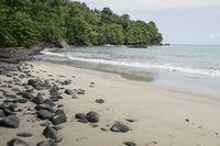 Praia Micondo, Sao Tome and Principe