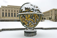 Himmelskugel Woodrow Wilson Memorial Sphere