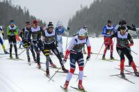 Skilangläufer Petter Northug aus Norwegen