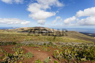 der Norden von Lanzarote, Kanarische Inseln, Spanien