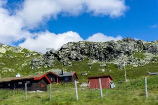Landschaft in Jotunheimen-80
