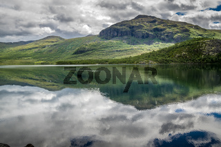 Landschaft in Jotunheimen-6o
