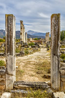 The Ancient City Of  Aphrodisias, Anatolia Turkey