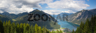 Achensee Lake in Tirol, Austria, Central Europe
