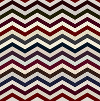 The twin dark and white zigzag stripes floor. (Retro background).