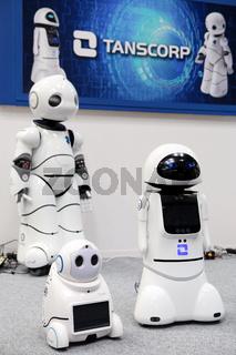 CeBIT 2017 - humanoide Roboter