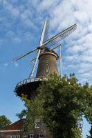 Windmühle in Leiden