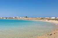 Xifara beach in Paros, Greece