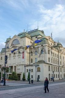 Staatstheater in Kaschau (Slowakei)
