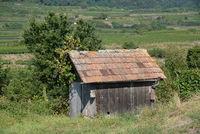 Hütte bei Ihringen