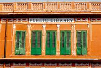 Public Library, City of Jaipur, India