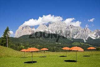 Tofane Gebirgsgruppe, Dolomiten, Italien, Europa, Tofane mountain range, Dolomites, Italy, Europe