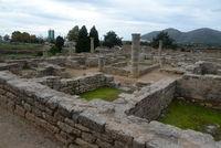Ausgrabungen in Alcudia, Mallorca
