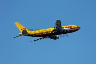 DHL Cargo - Airbus A300B4-203(F) - OO-DLU