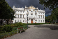 Palais Trautson in city of Vienna