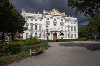 Palais Trautson in city of Vienna