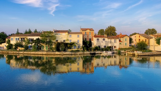 Aigues Mortes - Aigues Mortes in Camargue