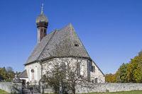 Jakobskirche in Gotzing