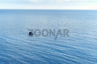 Mediterranean sea. Spain