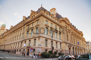 Paris-Sorbonne University building