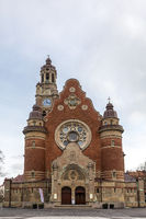 Malmo St Johannes Church