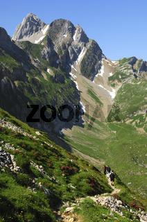 Wandergebiet Appenzellerland
