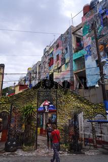 Callejon de Hamel,Havanna
