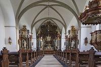 Barockkirche Sankt Franziskus in Zwillbrock