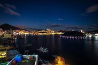 yeosu city at night