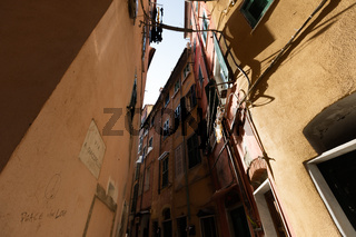Streets of Lerici