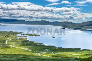 Landschaft in Jotunheimen-9